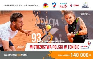 Mistrzostwa Polski w tenisie
